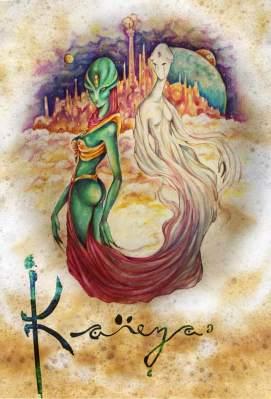 """Kaneyza"" Film poster concept"