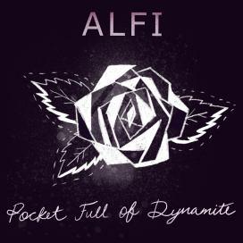 """""""Pocket Full of Dynamite"""" Single cover art"""
